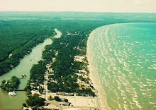 WORLD'S LONGEST FRESH WATER BEACH