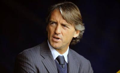 Mancini si vede all'estero
