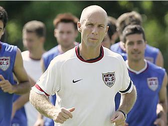 Bradley e gli Usa sfidano il Brasile