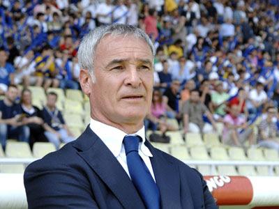Ranieri striglia la Roma e Totti