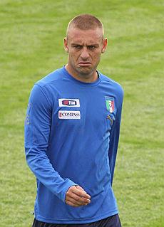 De Rossi parla di Totti e Cassano
