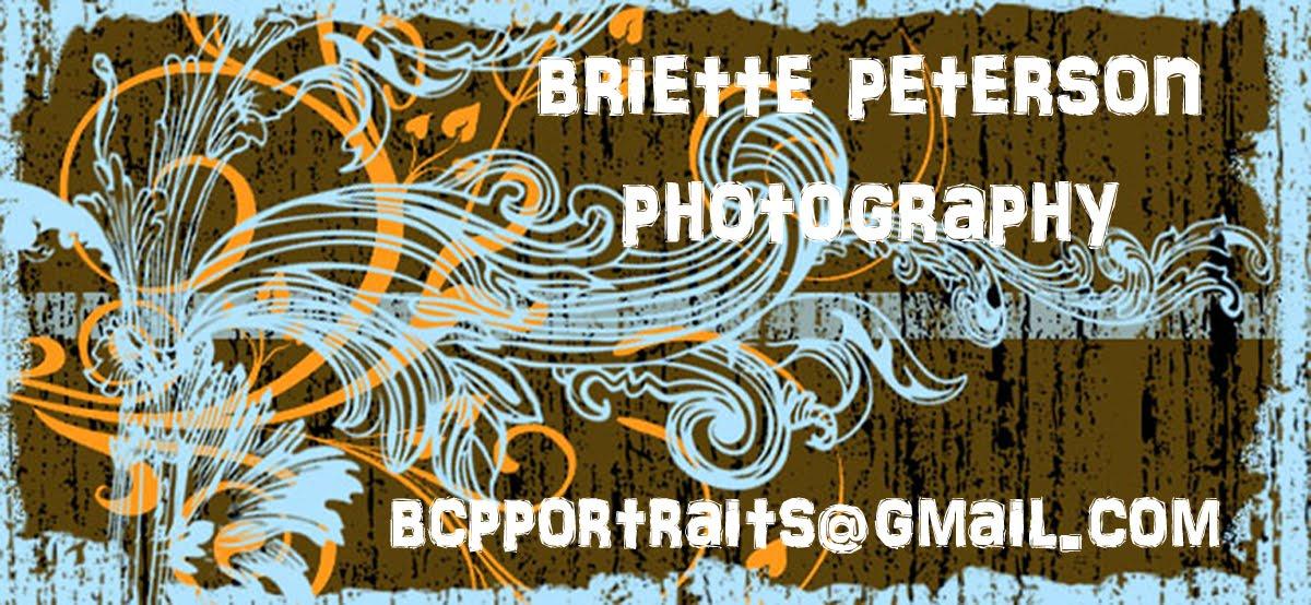 Briette Peterson Portraits