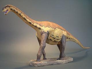 Hirokazu Tokugawa's Paleo Sculpture: Jobaria
