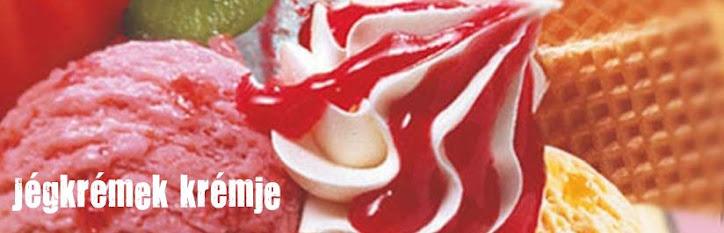 Jégkrémek krémje