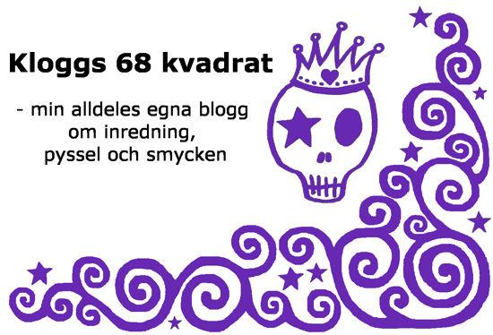 Kloggs 68 kvadrat