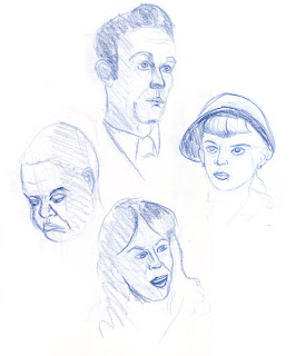 Mad Men Sketches
