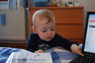 It is never too early to learn Web Analytics - especially with a book like that one