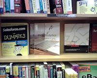 What a nice bookshelf