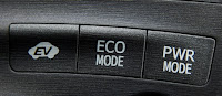 the new Prius offers 3 different driving modes on top of normal mode