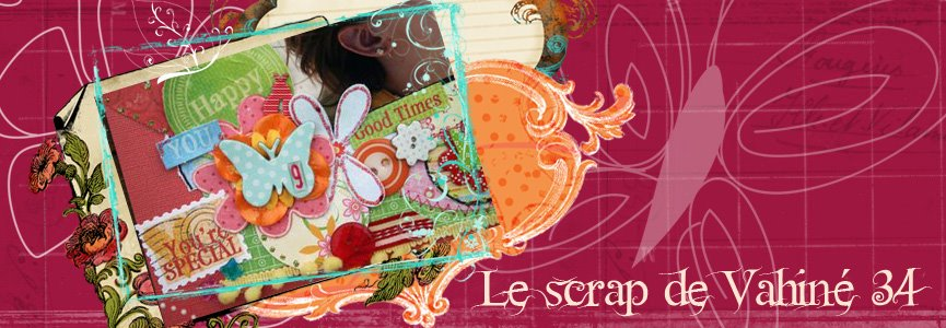 LE SCRAP... ET MOI !