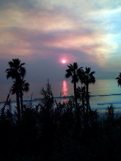 San Clemente Fire