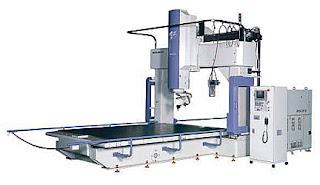 Mitsubishi 3D laser cutting system