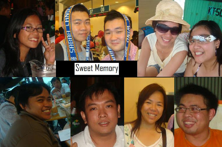 Sweet memory with The Philipines