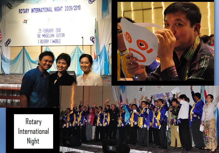 Rotary International Night