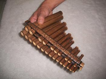 Flauta de Pan cromática