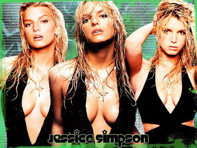 jessica simpson no clothes