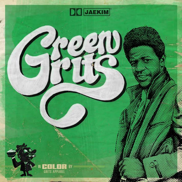 Green Grits Recipe — Dishmaps