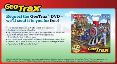 geo landing 2009 Free GeoTrax DVD
