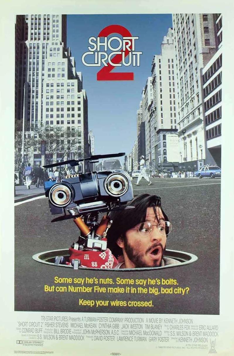 The Film Geeks Short Circuit 2