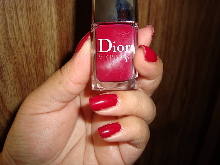 Dior Fall 2009 Sephora Exclusive Red Dahlia