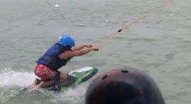Kneeboarding