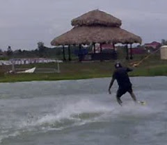Wakeskating