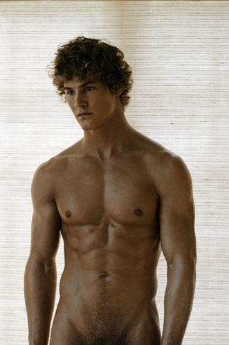 ryan daharsh naked Model