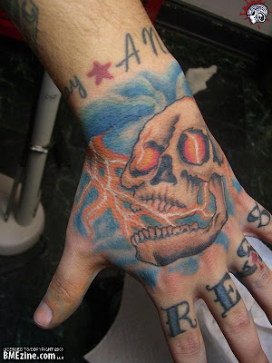 hand tattoo designs. Hand Tattoo Designs