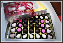 Praline chocolate Assorted Design 35cavity(RM35 only)