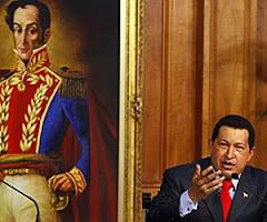 Chávez en la asamblea
