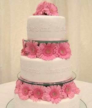 Liyathambara Wedding Cakes White Pure Poetry