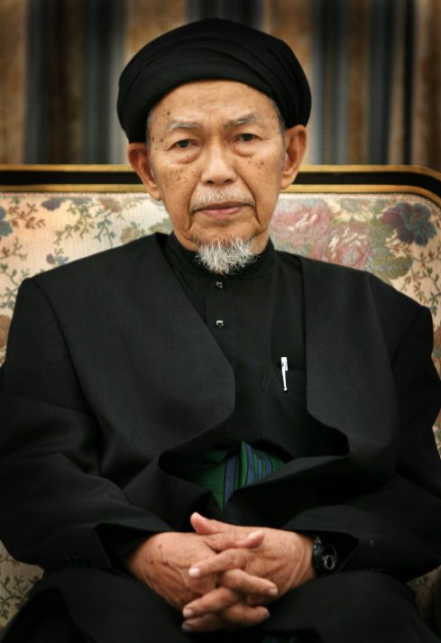 Tuan Guru Nik Abd Aziz Nik Mat