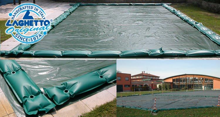 Copripiscina interrate lsp piscine laghetto news blog for Laghetto alghe
