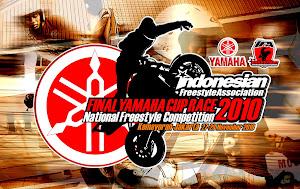 @ Kemayoran Jakarta - Final Yamaha Cup Race