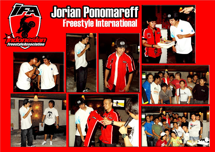 IFA and Jorian Ponomareff