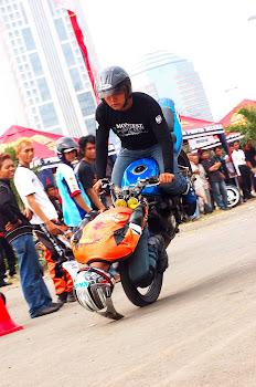 Dea - Bandung Stunt Rider