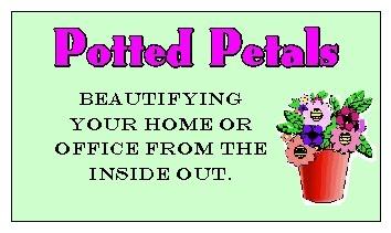 Potted Petals