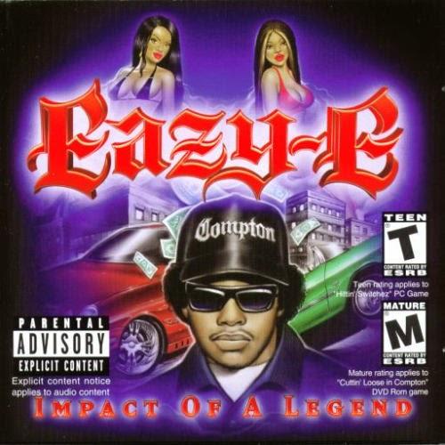 Eazy e - the impact of a legend (221 mb)