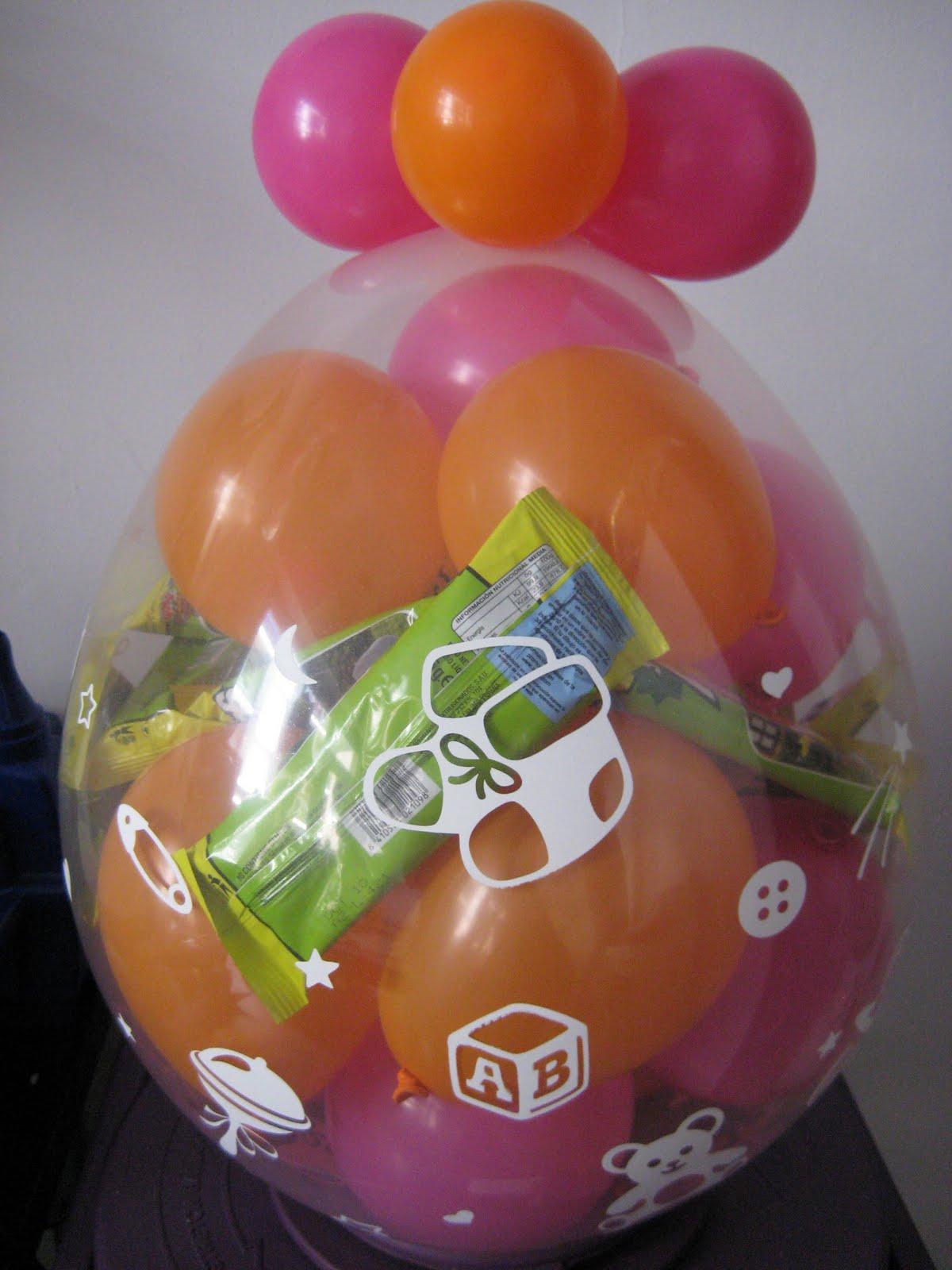Envoltura de globos