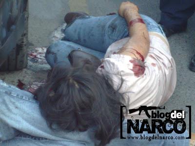 Fotos de los ejecutados en Poza Rica en la plaza gran patio 5