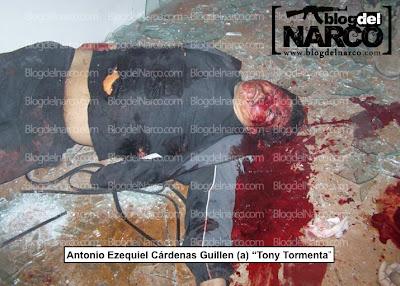 """FOTOS DE """"TONY TORMENTA""""  EJECUTADO TonyTormentaMuerto"""