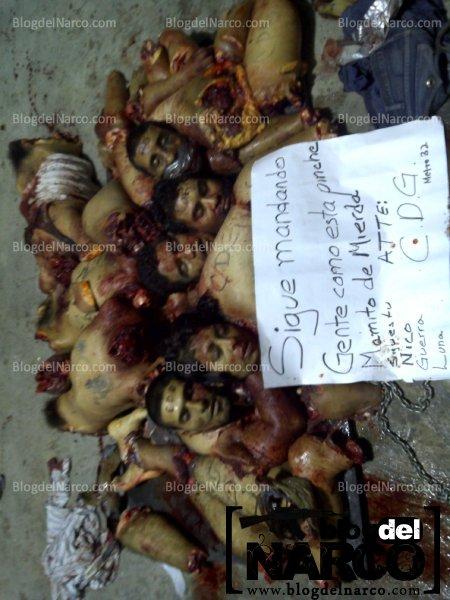 Torturas De Los Zetas http://breaking-your-pressure.blogspot.com/2011 ...