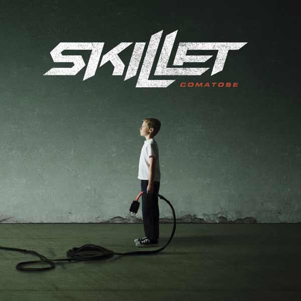 Kyle's Blog: comatose skillet album