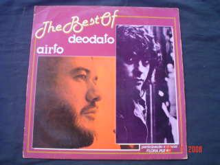 [CTI(Best+of+Deodato+Airto,LP)]