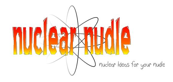 Nuclear Nudle