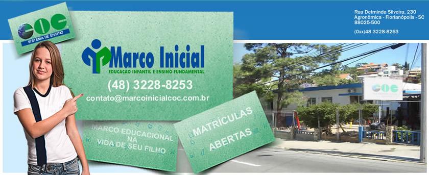 Escola Marco Inicial