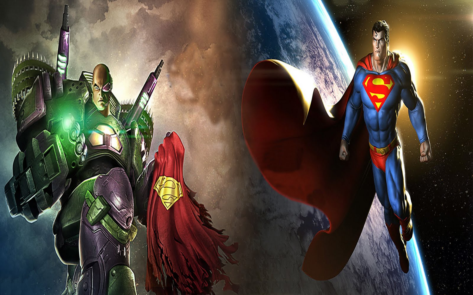 Dc Universe HD & Widescreen Wallpaper 0.76688943367272
