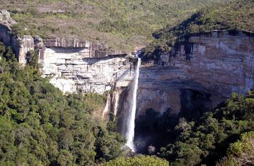 Cachoeiras em Sengés - PN