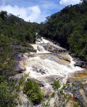 Cachoeira em Ibitipoca _ MG