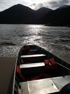 O Barco e o mar
